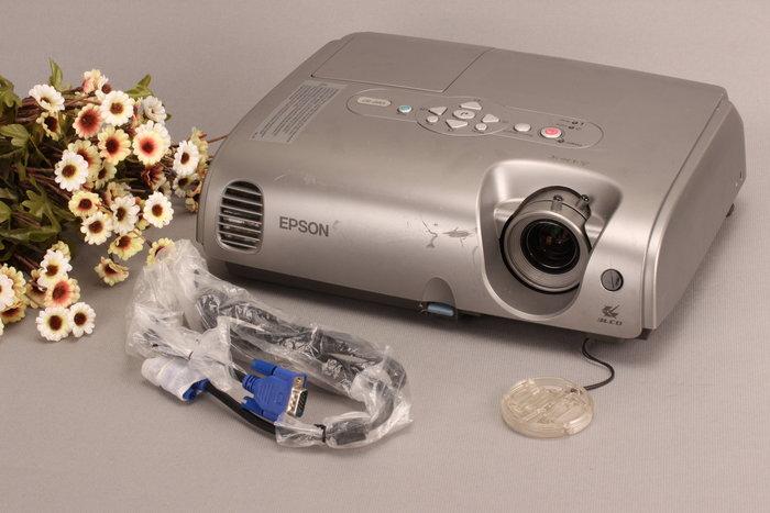【二手好物】EPSON 液晶投影機 EMP-82 高階商用投影機