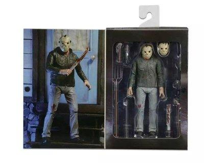 JAMES ROOM#NECA 7寸傑森豪華版盒裝 殺人魔