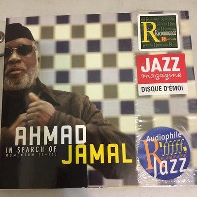 *愛樂熊貓法發燒名廠Dreyfus經典Ahmad Jamal亞曼德賈麥爾In Search of/2003法紙盒精裝首版