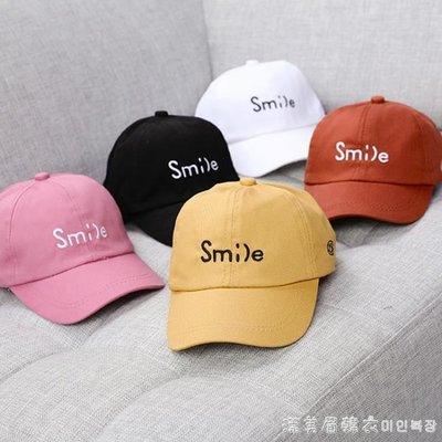 兒童帽子男潮男童女童春秋季韓版薄款寶寶棒球帽遮陽防曬鴨舌帽子