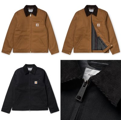 現貨XS-XL carhartt Detroit Jacket