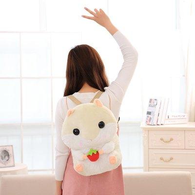 卡通小老鼠布娃娃多功能雙肩背包男女孩兒童卡通包包女孩生日禮物