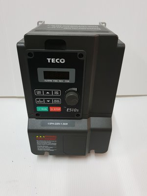 ╭☆優質五金☆╮東元變頻器 A510 三相220V 2HP~可當變相機使用~單相220V變三相220V