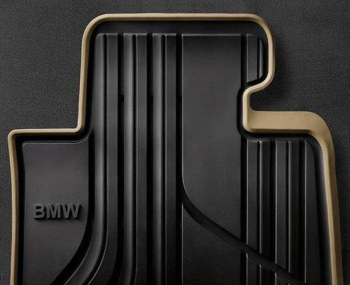 【樂駒】BMW F22 F87  原廠 Modern Line 全天候 腳踏墊 原廠 車用 套件 橡膠 防水