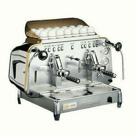 ~嚘呵咖啡~ 咖啡豆的DNA代表廠商-FAEMA E61 半自動咖啡機