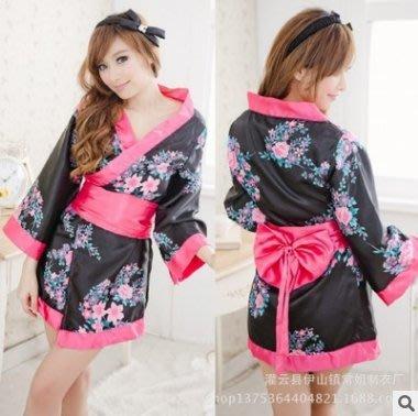 艾莉小舖~現貨 情趣內衣現貨情趣制服 性感制服日式和服 熱銷爆款H15 三色