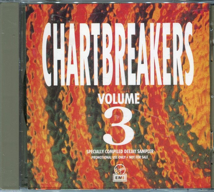 【塵封音樂盒】Various - 1992 Chartbreakers Volume 3