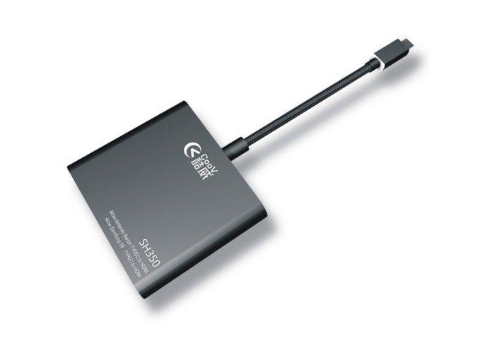 Nintendo 任天堂 Switch 視頻轉接線 酷威 COOV SH350 便攜底座