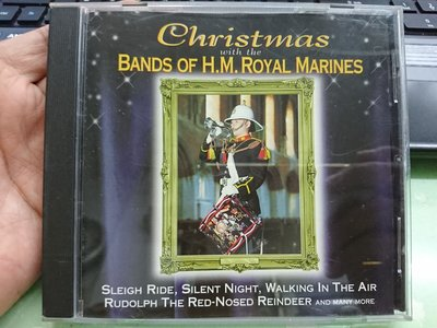 Christmas with the Bands of H.M. Royal Marines CD