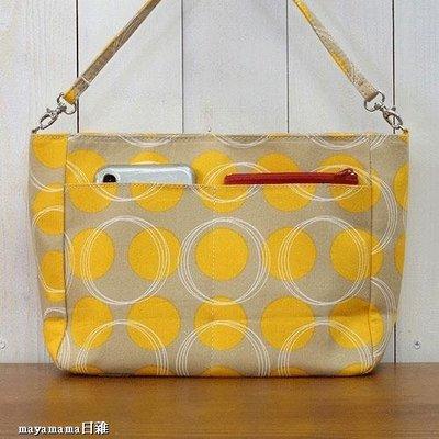♥︎MAYA日雜♥︎預購 ??日本製 夾層 包中包 收納包 手提袋 收納袋 化妝包 萬用包