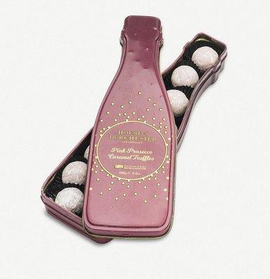 (預購)(限定)英國House of Dorchester 粉紅焦糖松露牛奶巧克力145g