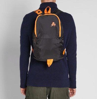[Butler] 優惠代購 Nike Nk Acg Packable 後背包 黑包 /綠色