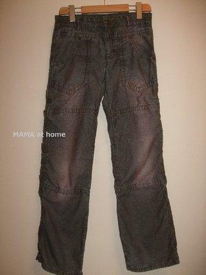 特價商品・H-143/USED<義大利BENETTON 灯蕊絨長褲>160