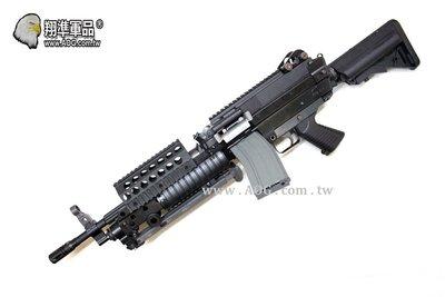 【翔準軍品AOG】《CA》 MK46 SPW (SPECIAL PURPOSE WEAPON) 機槍 CA037M MK
