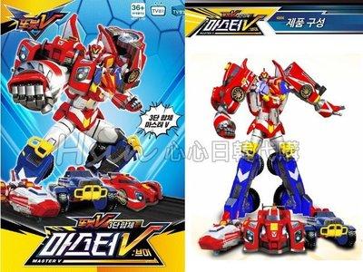 超取/台北可自取【Hsin】韓國Tobot v新機器戰士 賽車 悍馬車 火箭 三合一 合體機器人 至尊戰神