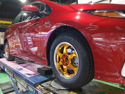TOYOTA Prius PHV 原廠鋁圈 17吋鍛造鋁圈 15吋鍛造鋁圈 18吋鋁圈 5/ 100 新北市