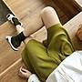 【UBY】顏色太美了!壓皺百褶休閒短褲◄No05113