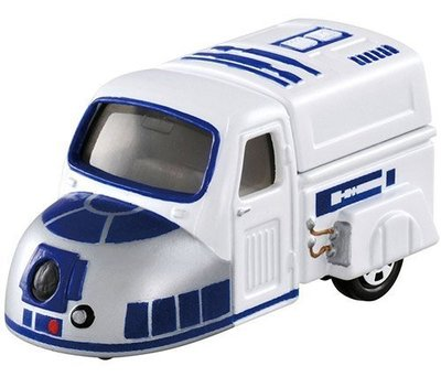 TOMICA 星際大戰 SC-03 R2-D2 Star Wars 迪士尼 原力覺醒 Tomy 多美小車*奇趣屋* 新北市