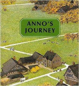*小貝比的家*ANNO'S JOURNEY/平裝/3~6歲/無字書 Wordless Book