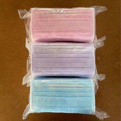 《Best 貝司特 護具》三層不織布口罩 50入 成人大人 平面口罩50入 台灣製 MIT 舜堡