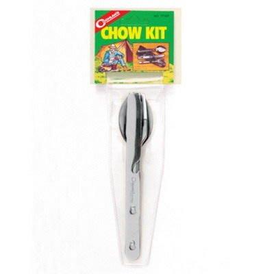 大營家購物網~Coghlans #721BP 個人餐具組 Chow Kit (刀、叉、湯匙)