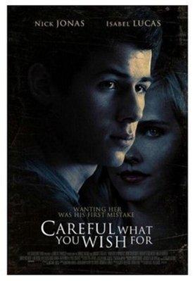 【藍光電影】小心許願 Careful What You Wish For(2014) 65-052