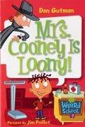 *小貝比的家*MY WEIRD SCHOOL #7 :MRS. COONEY IS LOONY !//平裝/6-12歲