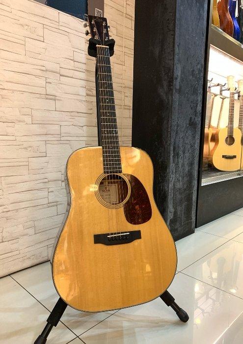 【名人樂器】Sigma DM-18+ Guitar 面單 雲杉 民謠吉他