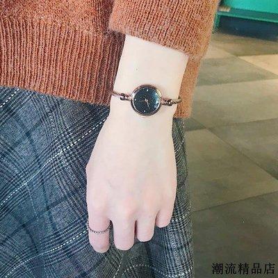 vintage手表女氣質復古文藝ins潮流學生韓版簡約小清新百搭學院風