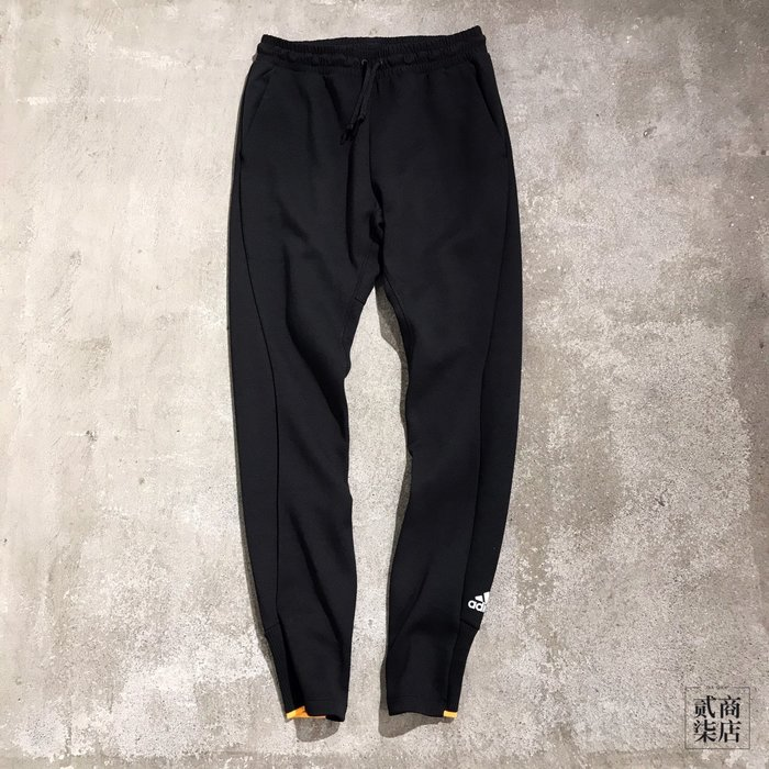 (貳柒商店) adidas M VRCT Pants 男款 黑色 運動 縮口褲 長褲 棉褲 修身 EB5248