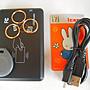 .【讀卡機】MIFARE晶片卡感應卡USB,可讀悠遊卡台灣通IC卡號學生專題測試DIY用