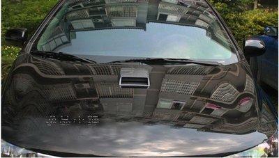 YP逸品小舖 車用 引擎蓋風口 偽裝進...