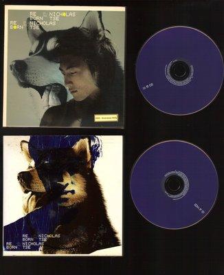 (特別版)謝霆鋒 Reborn CD+VCD+折價券+DM+... (16CM X 16CM)