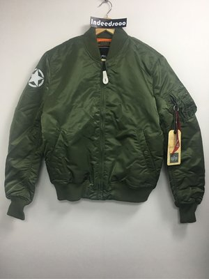 Alpha Industries MA-1 VF Army Flight Jacket