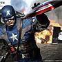 HOT TOYS MARVEL系列 The First Avenger Captain America 美國隊長