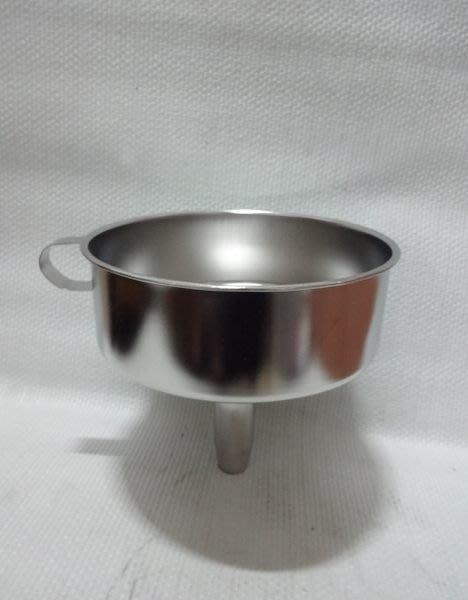 正304(18-8)不鏽鋼漏斗(有網)8寸(21cm)