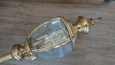 記憶的街角~英格蘭古典馬車燈/壁燈(一對)....XXL