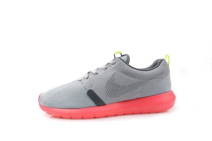 百狗鞋王 Nike Rosherun NM FB Wolf Grey 輕量休閒鞋 灰色 685196 003
