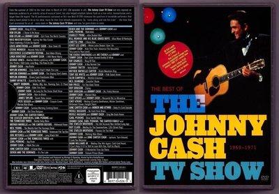 音樂居士#Johnny Cash The Best Of The TV Show (2) DVD