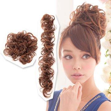 ☆雙兒網☆造型師新秘髮妝造型-耐熱纖維可燙【DH67】超長160公分長型髮條附髮夾