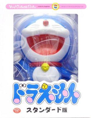 日本正版 Medicom Toy VCD 哆啦A夢 standard Ver. 模型 公仔 日本代購