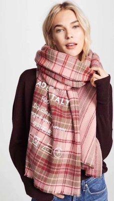 【海洋之心二館】Acne Studios100%羊毛經典款圍巾Canada多色男女通用圍巾2018新色