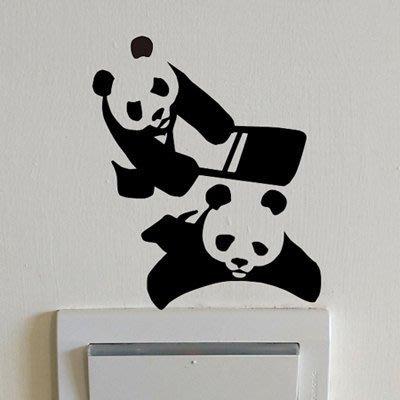 【壁貼】WWF PANDA-II | 熊貓
