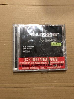 *還有唱片二館*THE STOOGES / THE WEIRDNESS 全新 A1940 (殼膜破.下標幫結)