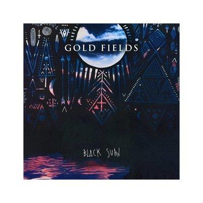 現貨 專輯 八成新 Gold Fields - Black Sun CD 澳洲獨立搖滾樂團 電子流行 Synth-pop