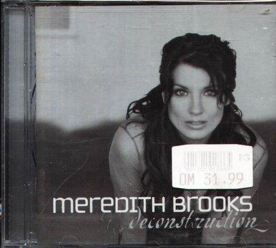 八八 - Meredith Brooks - Deconstruction