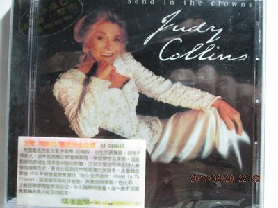 Judy Collins茱蒂柯林斯-(Send In The Clowns)Let It Be.全新未拆封