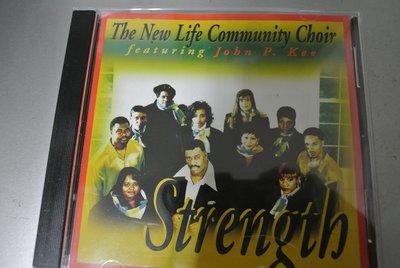 CD ~ THE NEW LIFE COMMUNITY CHOIR ~ 1997 ZOMBA 01241-43108-2