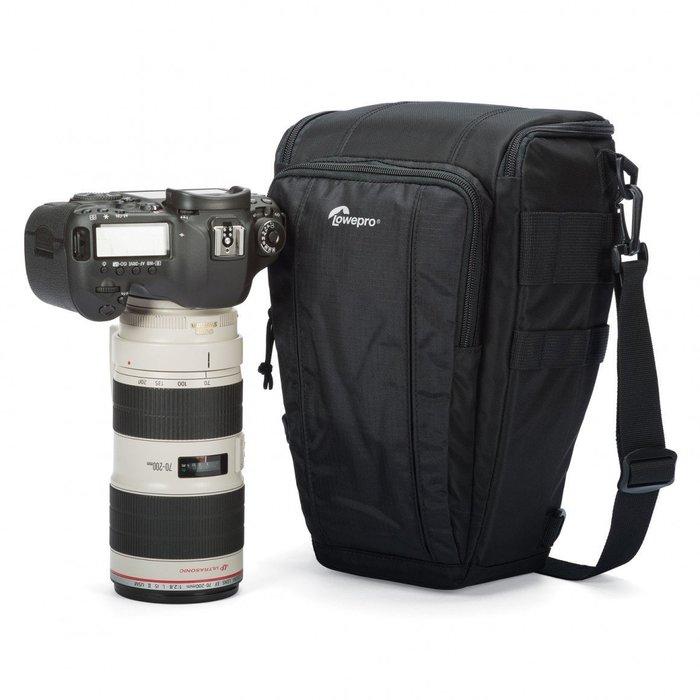 【日產旗艦】Lowepro 伸縮三角背包 Toploader Zoom 55 AW II 二代 相機包 立福公司貨