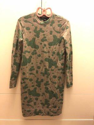 Marc Jacobs 厚棉質休閒款 長罩衫 可當短洋裝